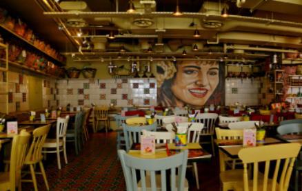 Comptoir Libanais (Liverpool Street) -Interior 1