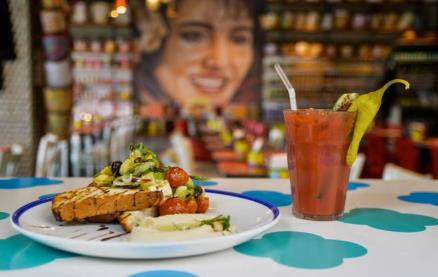 Comptoir Libanais (Heathrow T4) -Food 1