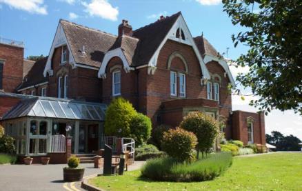 The Restaurant @ Hallmark Hotel Stourport Manor -Exterior