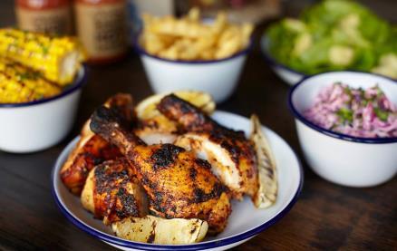 Chicken Shop (Holborn) -Food 1