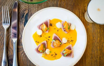 Andina London -Food 1