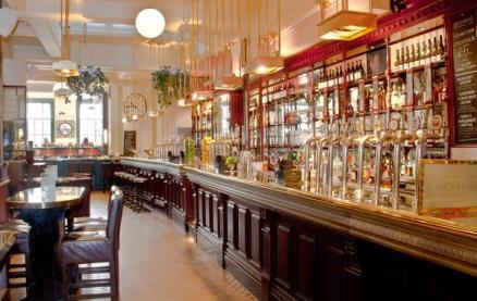 Browns (Covent Garden) -Interior 1
