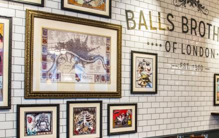 Balls Brothers (Minster Court) -Interior 1