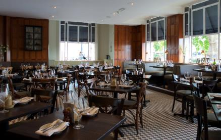 Brasserie Blanc (Tower of London) -Interior 1
