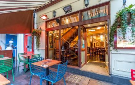 Bella Italia (Cranbourn Street) -Interior 1