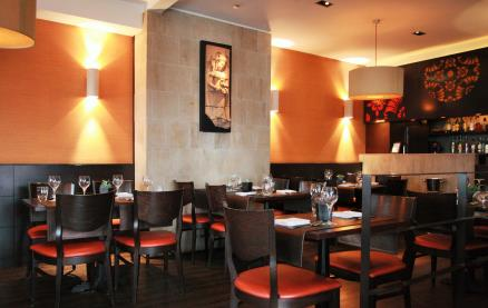Patara (South Kensington) -Interior 1