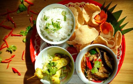 Rosa's Thai Café (Westfield Stratford) -Rosas Food 1