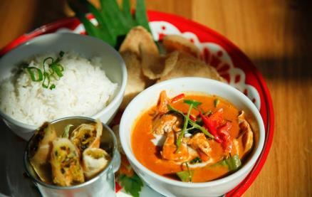 Rosa's Thai Café (Angel) -Food 1