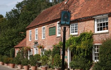 The Royal Oak (Yattendon) -Exterior1