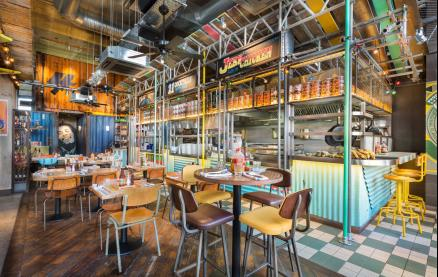 Turtle Bay (Crawley) -Interior 1