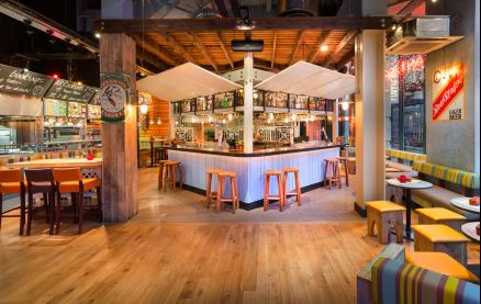 Turtle Bay (Nottingham) -Interior 1