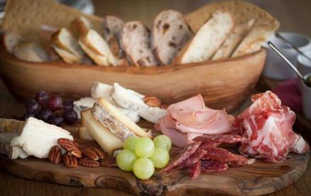 La Gourmandina -Food 1
