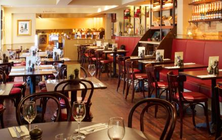 Café Rouge (Stratford upon Avon) -Interior 1