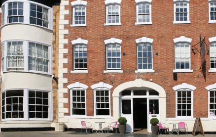 The George (Shipston-on-Stour) -Exterior1