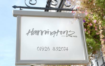 Harringtons on the Hill -Exterior1