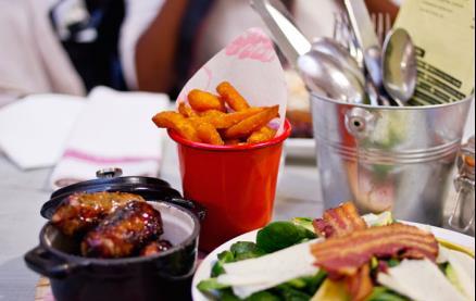 Bill's - Manchester Trafford -Food 3