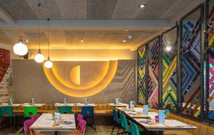 Wahaca - Kentish Town -Interior 1