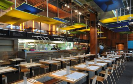 Wahaca - White City -Interior 1