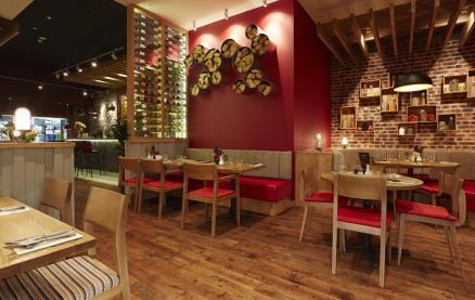 Coal Grill & Bar (Milton Keynes) -Interior 1