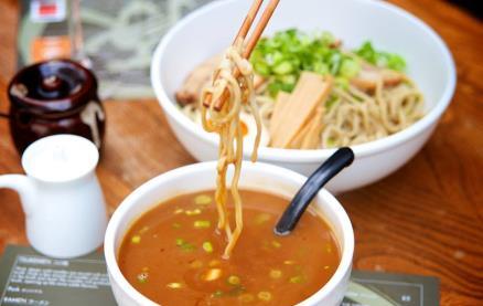 Tonkotsu Bankside -Food 1