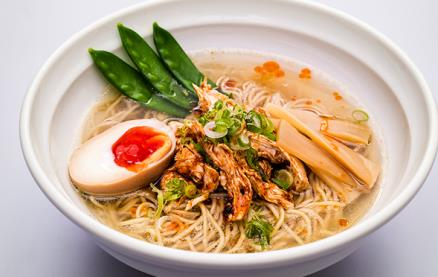 Tonkotsu Mare Street -Food 1
