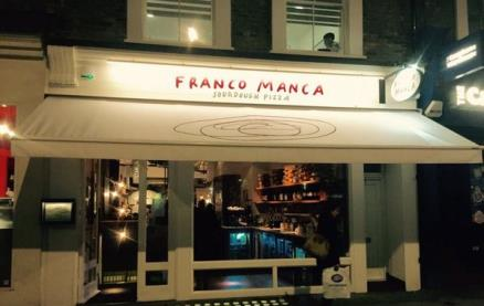 Franco Manca (Earls Court) -Exterior1