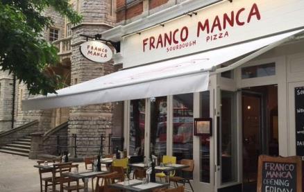 Franco Manca (Ealing) -Exterior1