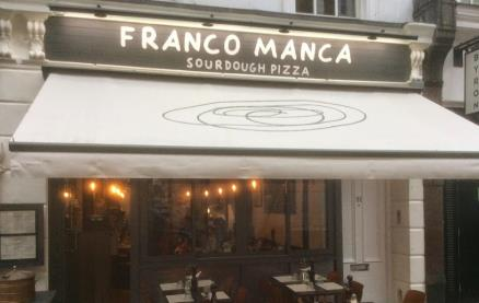 Franco Manca (South Kensington) -Exterior1
