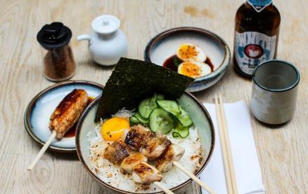 Jidori -Food 1