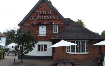 Coach Horses Ickenham Uxbridge West London