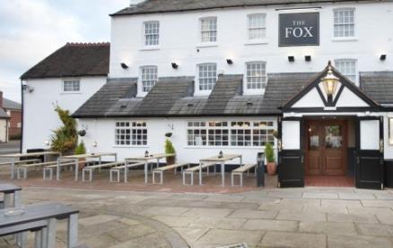 Fox Inn (Tamworth) -Exterior1