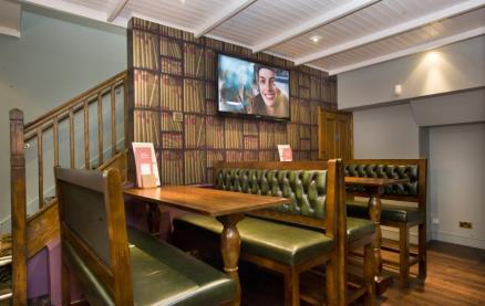 Harrow Inn -Interior 1
