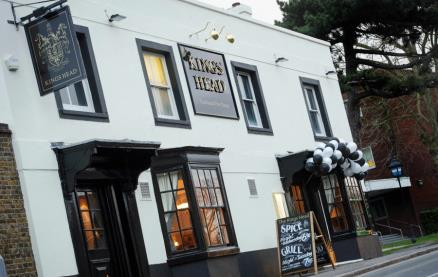 Kings Head (Chingford) -Exterior1