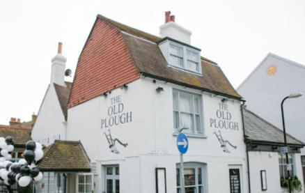 Old Plough (Seaford) -Exterior1