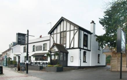 Prince Of Wales (Barnet) -Exterior1