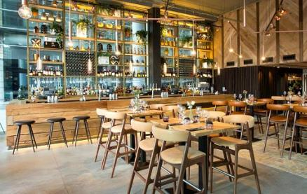 The Refinery - Regent's Place -Interior 1