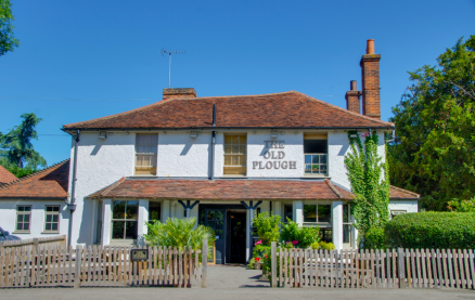 The Old Plough (Cobham) -Exterior 1