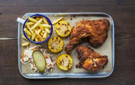 The Blues Kitchen (Shoreditch) -Food 1