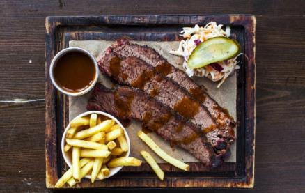 The Blues Kitchen (Brixton) -Food 1
