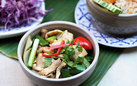 Thai Emerald (Evesham) -Food 1