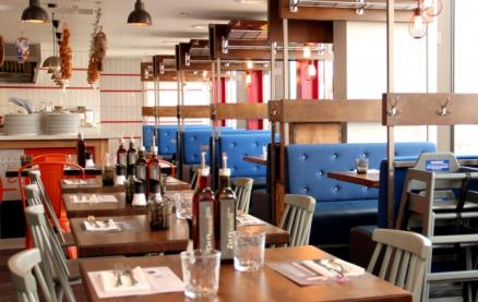 Zizzi (Greenwich) -Interior 1