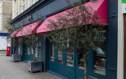 Zizzi (Notting Hill Gate) -Exterior1
