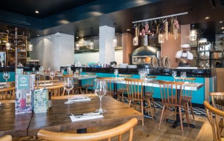 Zizzi (South Woodford) -Interior 1