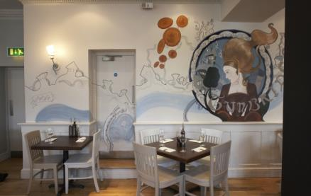 Zizzi (Tunbridge Wells) -Interior 1