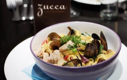 Zucca Restaurant & Café -Food 1