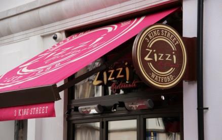 Zizzi (Watford) -Exterior1