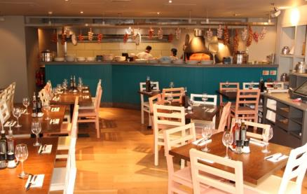 Zizzi (Whitstable) -Interior 1