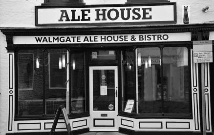 Walmgate Ale House & Bistro -Exterior