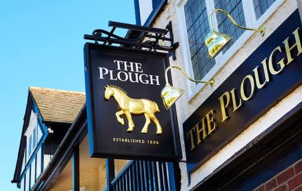 The Plough (Scalby) -Exterior