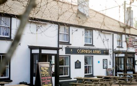 The Cornish Arms (Hayle) -Exterior1